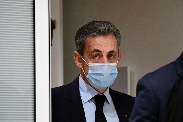 Une nouvelle enquête vise Sarkozy (ici le 8 décembre 2020) pour un éventuel