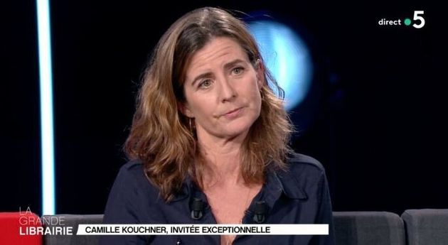 Camille Kouchner témoigne dans La Grande Librairie à propos de l'inceste commis sur son frère jumeau...