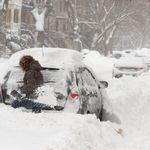 Jusqu'à 30 cm de neige attendus dans certaines régions en fin de