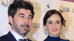 Isabel Díaz Ayuso y Jairo Alonso ahora son expareja de