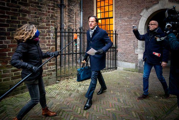 Dutch Prime Minister Mark