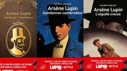 Une réédition XXL des livres d'Arsène Lupin grâce à la