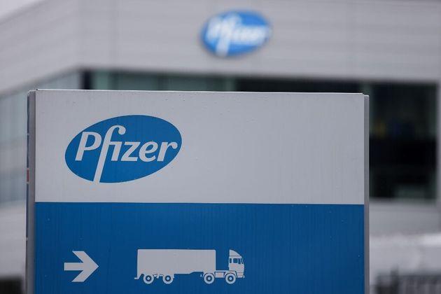 L'usine de Pfizer à Puurs en Belgique, le 3 décembre