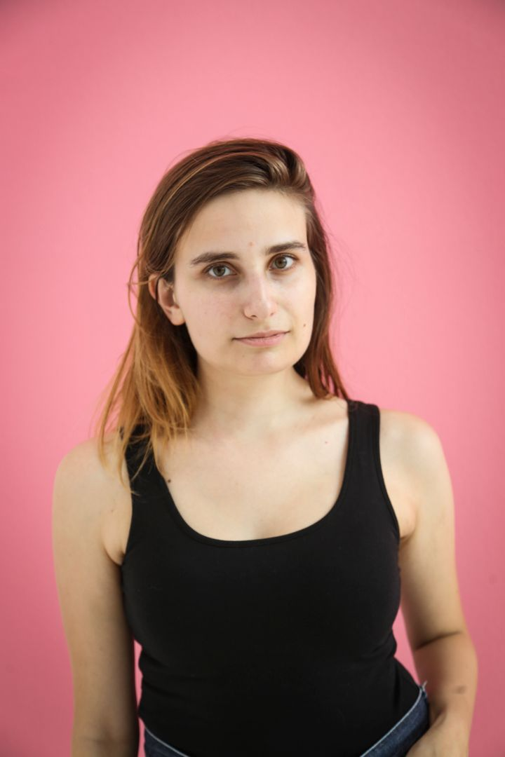 La periodista y escritora argentina Tamara Tenenbaum.