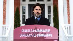 Malgré les délais d'approvisionnement, Trudeau cherche à rassurer la