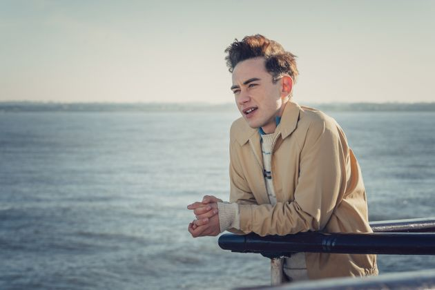 Olly Alexander stars in the lead role of Ritchie in the Channel 4