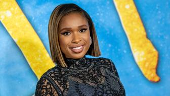 """NEW YORK, NEW YORK - DECEMBER 16: Jennifer Hudson attends the """"Cats"""" World Premiere at Alice Tully Hall, Lincoln Center on December 16, 2019 in New York City. (Photo by Roy Rochlin/FilmMagic)"""