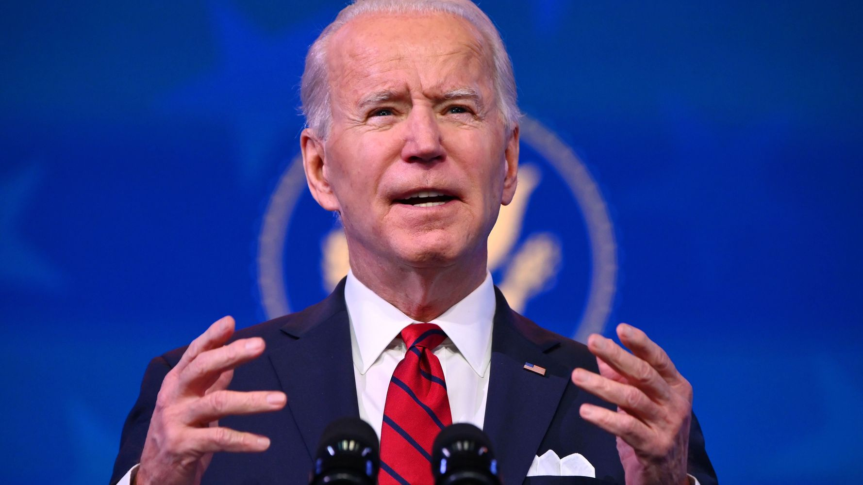 Biden Unveils Vaccination Plan With A Much Bigger Role For The Federal Government