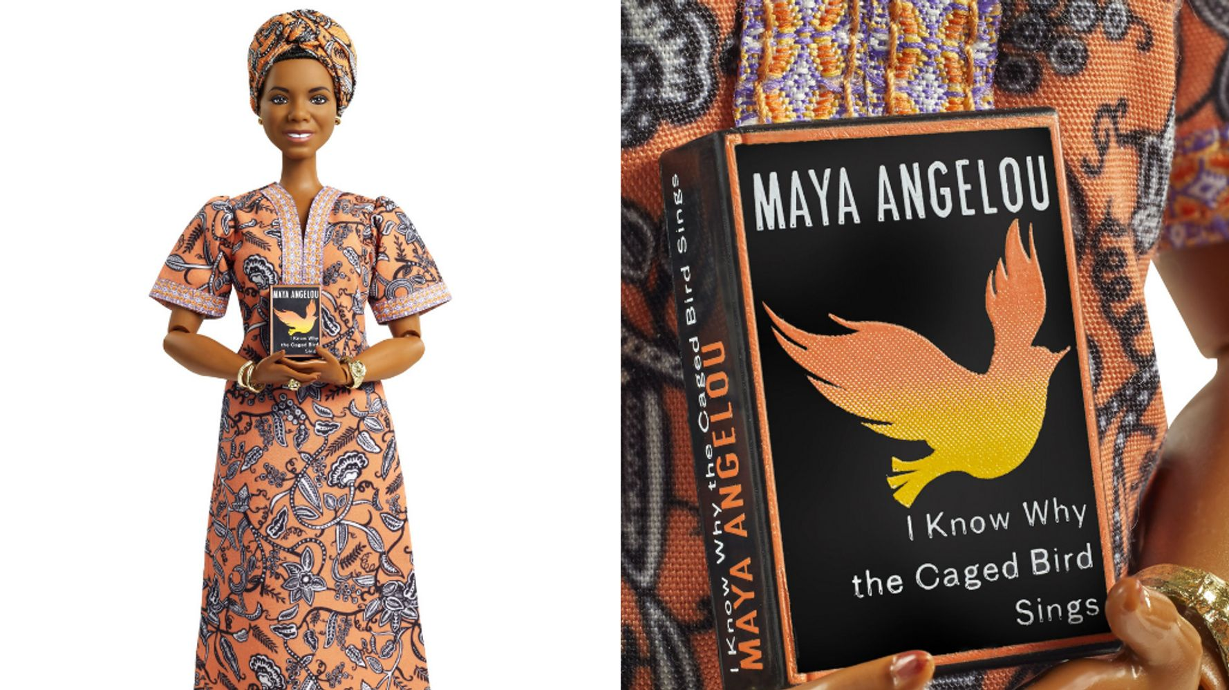 Dr. Maya Angelou Barbie To Be Sold In Canada This Year
