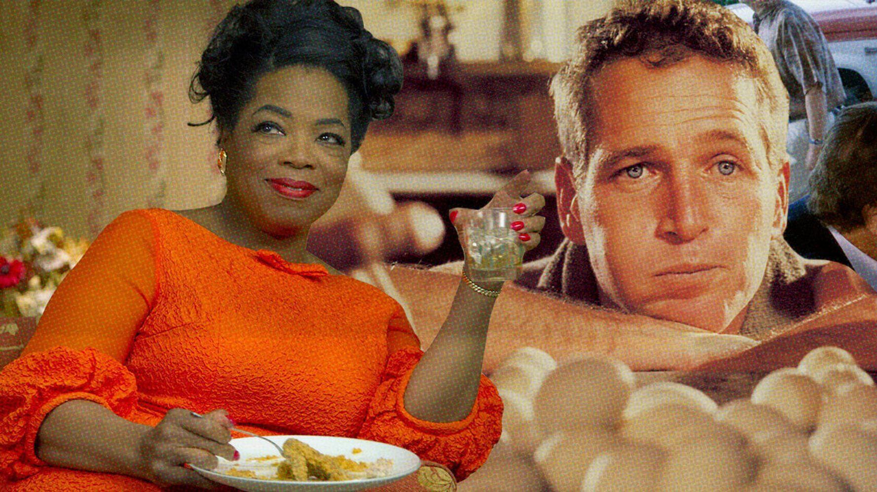Как Голливуд снимает лучшие кулинарные сцены из фильмов и сериалов