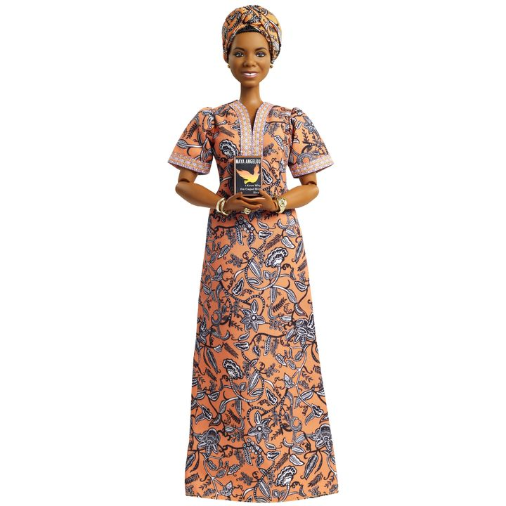 A Dr. Maya Angelou Barbie will soon be available through Canadian retailers.