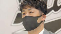 ロッテ・清田育宏選手、無期限謹慎。コロナ禍の会食を虚偽報告「深く反省」