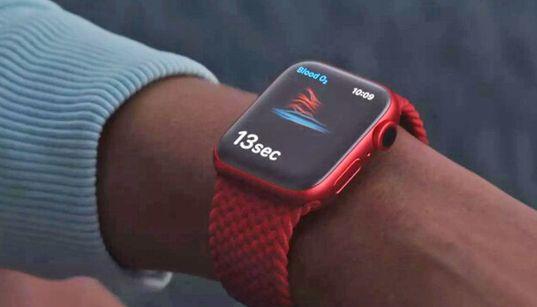 Apple Watch、無症状でも新型コロナ陽性を検出可能?