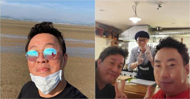 MBC '무한도전' 정준하 인스타그램