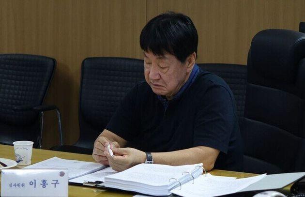 """<엠>으로 장르 다양화에 큰 역할을 한 이홍구 작가는 13일 <한겨레>와의 전화 인터뷰에서 """"처음 시놉시스를 보고는 다들 '미쳤다'고..."""