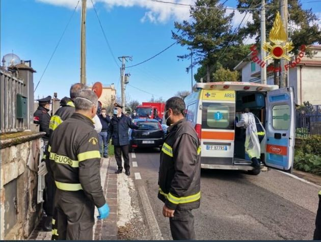 Cinque anziani trovati morti in una casa di riposo vicino a Roma