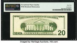 Σπάνιο χαρτονόμισμα 20 δολαρίων έφτασε να αξίζει 57.000 δολάρια χάρη σε ένα