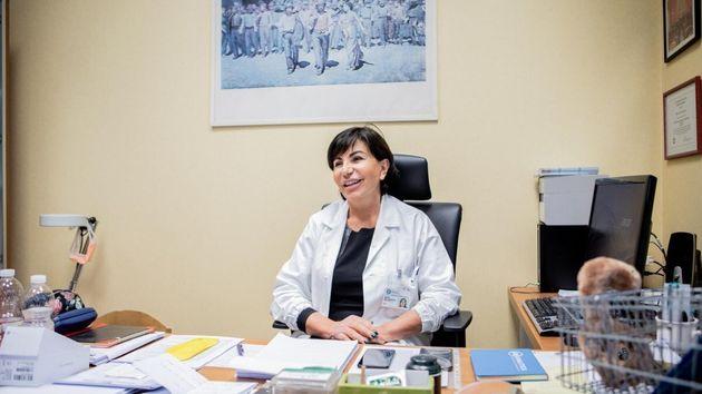 La microbiologa dell'ospedale Sacco di Milano Maria Rita Gismondo
