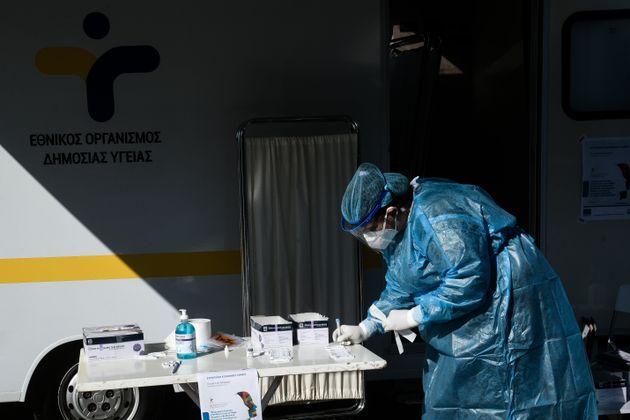 Κορονοϊός: 237 νέα κρούσματα και 28 νεκροί το τελευταίο