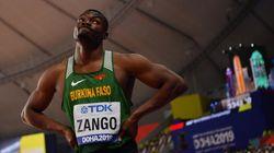 L'athlète Burkinabè Zango bat le record du monde en salle au triple