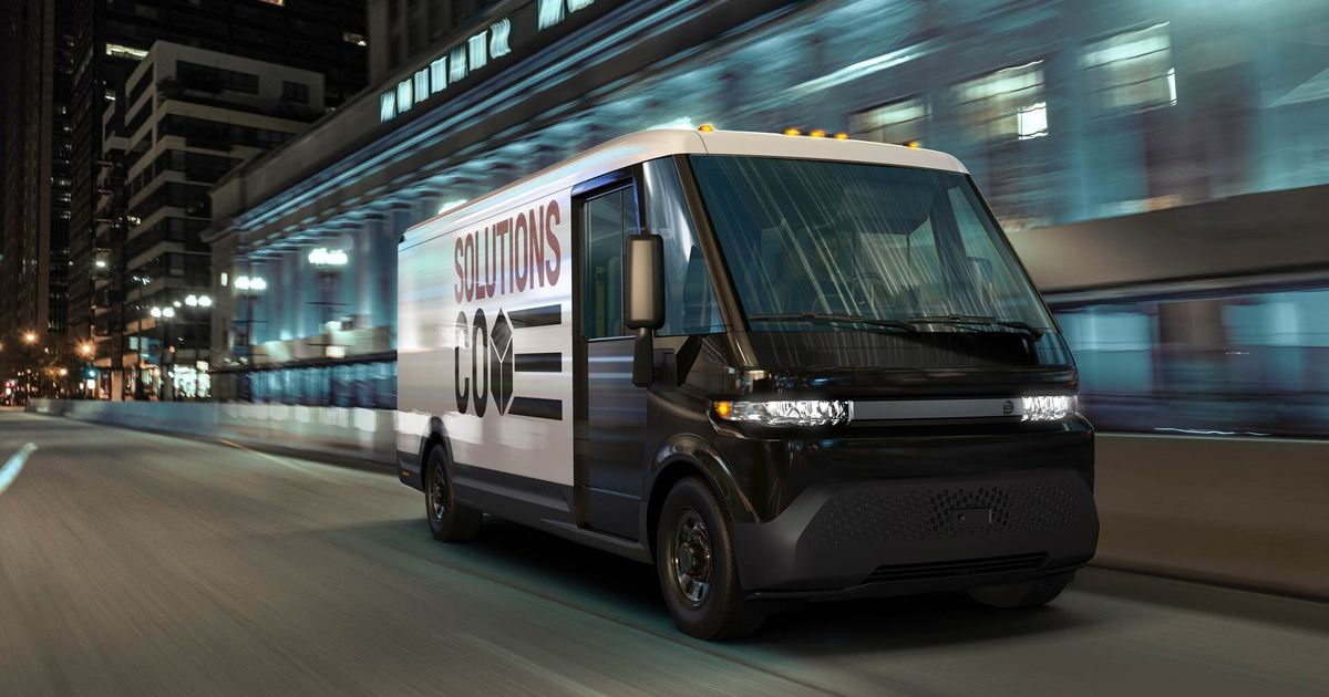 GM To Build Electric Delivery Vans At New Ontario Plant