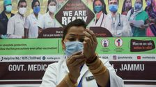 India Kicks Off World's Largest COVID-19 Vaccination Campaign