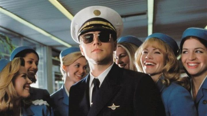 """Catch Me If You Can"" is now on Netflix."