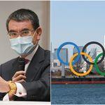 河野太郎氏、東京オリンピック「どちらに転ぶかはわからない」。厳しい見通しを海外メディアが報じる
