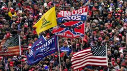 Some In The GOP Parrot Far-Right Talk Of A Coming Civil