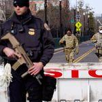大統領就任式を控えるワシントン、厳戒態勢に。拳銃や銃弾約500発所持容疑で男逮捕
