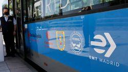 Almeida anuncia que los autobuses de Madrid serán gratis entre el lunes y el