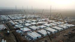 La Cina registra 109 casi di Coronavirus. E costruisce un ospedale da 1.500 stanze in 5