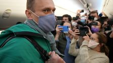 Putin Critic Alexei Navalny Heads Back To Russia After Recovering From Poisoning
