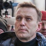Ο Αλεξέι Ναβάλνι συνελήφθη κατά την άφιξη του στην