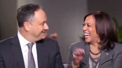 Kamala Harris Stuns Husband During TV Interview With Hilarious Detail About Their First
