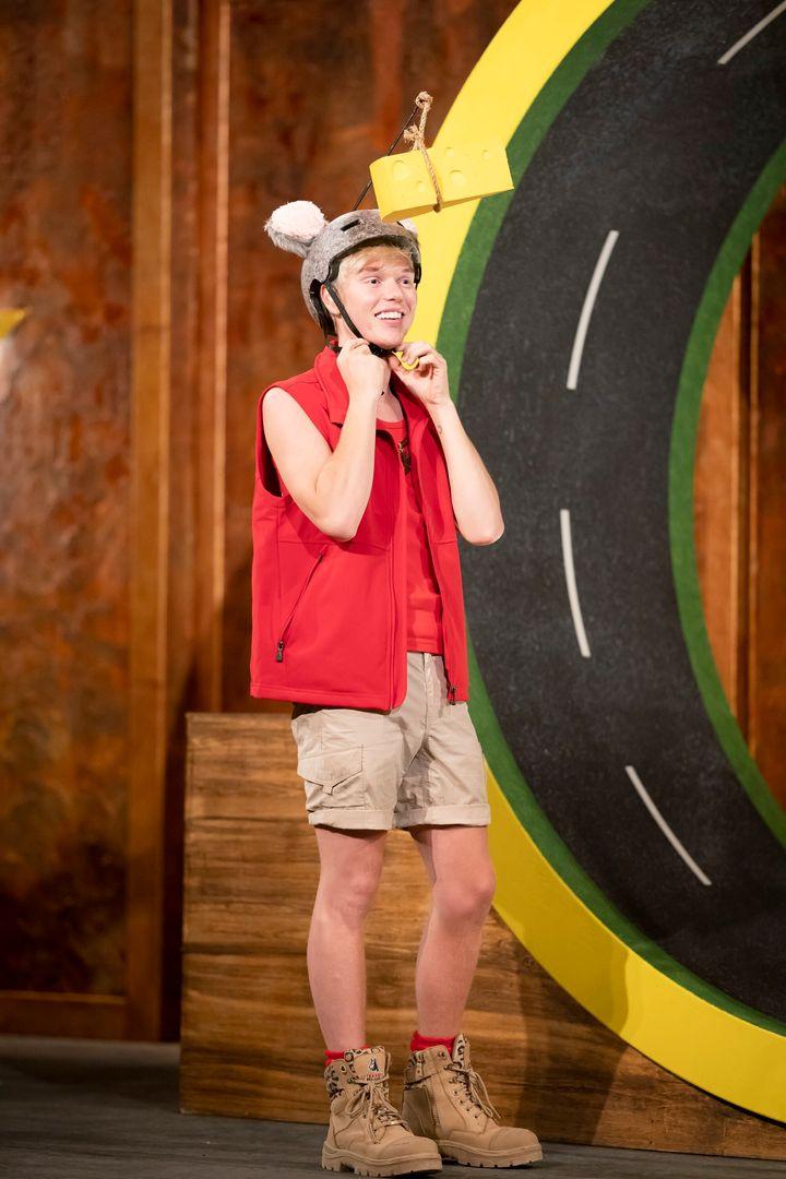'I'm A Celebrity... Get Me Out Of Here!' contestant Jack Vidgen