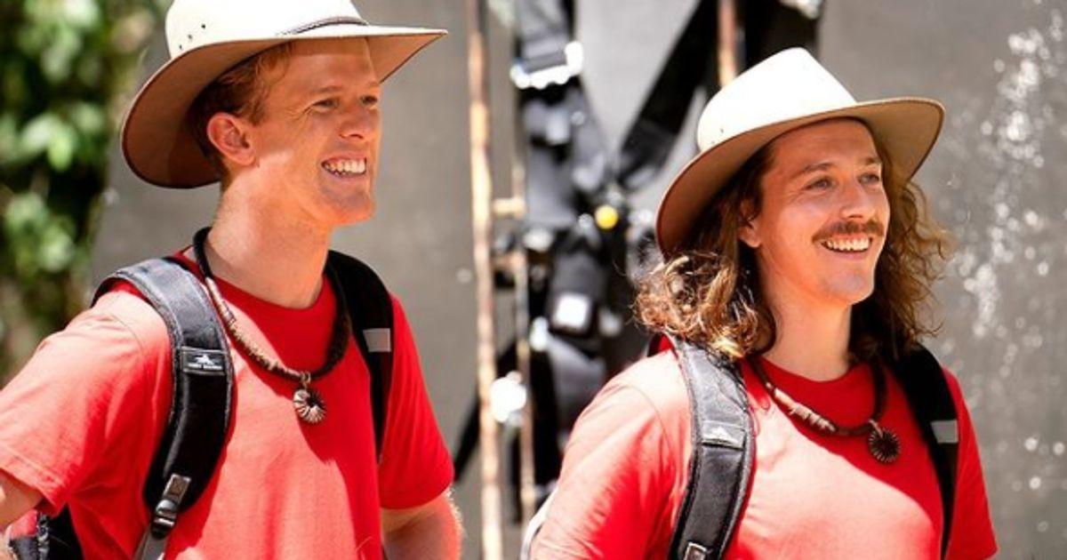 I'm A Celebrity Australia: Who Are Adam Densten and Symon Lovett