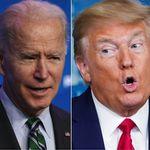 Trump And Biden's Monday Schedules Are Very, Very