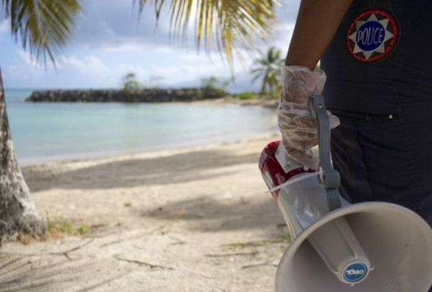 La Martinique a elle aussi annoncé samedi un durcissement des conditions d'entrée...