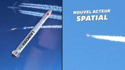 Pour la 1re fois, une fusée Virgin Orbit de Richard Branson atteint