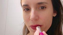 Labios rojos contra la ultraderecha machista: la campaña viral que une a españolas y