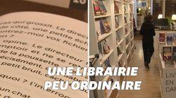 Cette librairie à Paris ne propose que des livres en gros