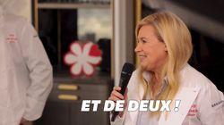 Hélène Darroze obtient une 2e étoile pour son restaurant Marsan à