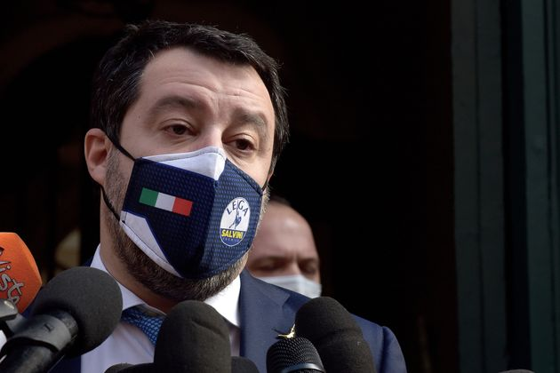 Crisi di Governo, Matteo Salvini attacca Conte: