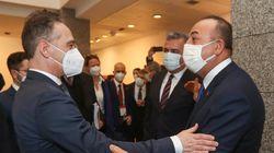 Κατηγορίες Τσαβούσογλου κατά Ελλάδας παρουσία του Γερμανού