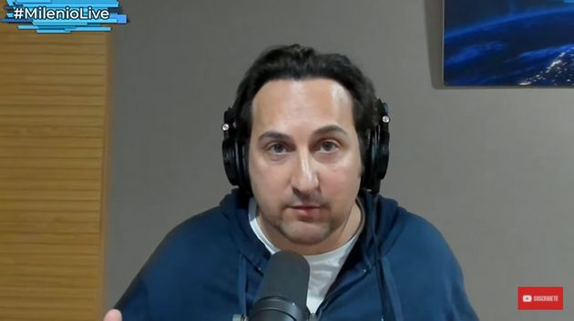 Iker Jiménez este viernes en 'Milenio