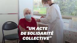 Finalement, Line Renaud s'est fait vacciner contre le