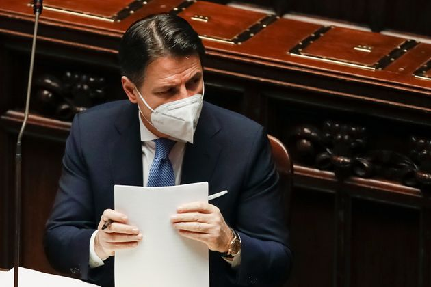 Crisi di Governo, Giuseppe Conte: