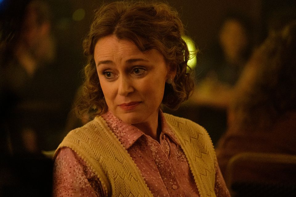 It's A Sin stars Keeley Hawes as Ritchie's mum