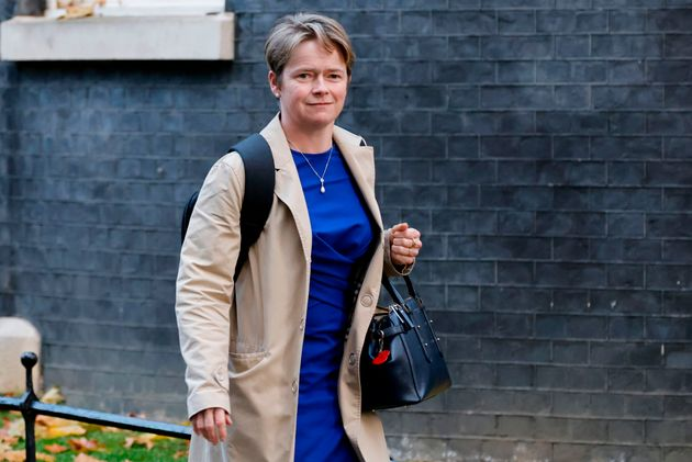 Tory peer Dido Harding, who runs the much-criticised NHS Test and Trace